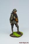 Штурмовик (1917) - Оловянный солдатик коллекционная роспись 54 мм. Все оловянные солдатики расписываются художником в ручную