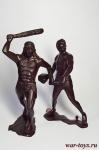 Пещерные люди, набор №2 из 2 фигур (150 мм), пластик