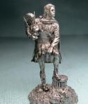 Александр Македонский - Не крашенный оловянный солдатик. Высота 54 мм.