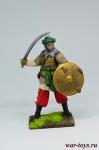 Мусульманский воин, 13 век