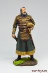 Монгольский знатный воин, 12 век 75 мм