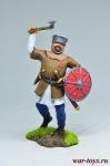 Западноевропейский пехотинец, 12 век