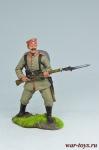 Рядовой пехотного полка, Германия, 1914 год. - Оловянный солдатик коллекционная роспись 54 мм. Все оловянные солдатики расписываются художником вручную