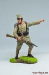 Унтер-офицер 10 егерского полка, Германия, 1914 год - Оловянный солдатик коллекционная роспись 54 мм. Все оловянные солдатики расписываются художником вручную