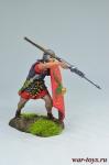 Легионер XXIV легиона, 1-2 вв н.э. - Оловянный солдатик коллекционная роспись 54 мм. Все оловянные солдатики расписываются художником вручную