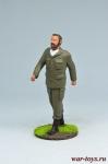 Фидель Кастро - Оловянный солдатик коллекционная роспись 54 мм. Все оловянные солдатики расписываются художником вручную