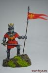 Английский принц - Оловянный солдатик коллекционная роспись 54 мм. Все оловянные солдатики расписываются художником вручную
