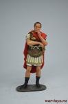 Гай Юлий Цезарь 1 в до н.э. - Оловянный солдатик коллекционная роспись 54 мм. Все оловянные солдатики расписываются художником вручную