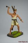 Нармер, Фараон Нижнего Египта, 3000 до н.э. - Оловянный солдатик коллекционная роспись 54 мм. Все оловянные солдатики расписываются художником вручную