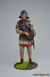 Капсариус, 169 г н.э. 60 мм - Оловянный солдатик коллекционная роспись 60 мм. Все оловянные солдатики расписываются художником вручную
