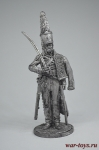 Рядовой Белорусского гусарского полка. Россия, 1805-06 гг.