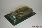 Русские танки № 10 ПТ-76 плавающий танк (только модель)