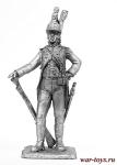 Офицер драгунского полка египетской компании Наполеона