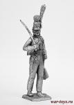 Рядовой королевского Лейб-гвардии конного полка, 1807