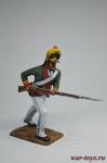 Рядовой мушкетерского полка 1780-90-е гг - Оловянный солдатик коллекционная роспись 54 мм. Все оловянные солдатики расписываются художником вручную