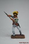 Капрал мушкетерского полка 1780-90-е гг - Оловянный солдатик коллекционная роспись 54 мм. Все оловянные солдатики расписываются художником вручную