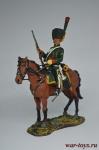 Кавалерист полка конных егерей Императорской Гвардии, Франция