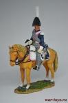 Кавалерист карабинерского полка, Нидерланды 1815
