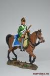 Кавалерист шеволежерского (легко-конного) полка