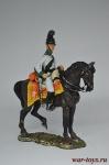 Кавалерист полка конных егерей, Австрия