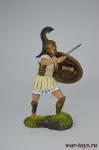 Греческий гоплит, 5 вв до н.э.