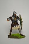 Древний Рим. Легионер в бою