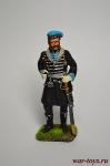 Герцог Фридрих Браунгшвейский 1815 год - Оловянный солдатик коллекционная роспись 54 мм. Все оловянные солдатики расписываются художником вручную