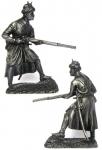 Стрелок-левант провинциальной пехоты йерликулу, XVIII век. Осман