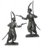 Офицер провинциальной пехоты йерликулу, XVIII век. Османская имп
