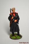 Красноармеец кубанских казачьих кавалерийских частей. 1939-43 г
