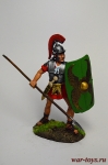 Древний Рим - Оловянный солдатик коллекционная роспись 54 мм. Все оловянные солдатики расписываются художником вручную