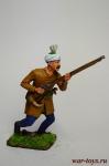 Тюфекчи — мушкетер повинциальной пехоты йерликулу, XVIII век. Ос