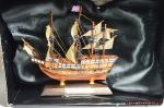 Великие парусники. «Marie Rose» - Модель корабля. Размер коробочки с парусником: 195 мм х 144 мм х 70 мм.
