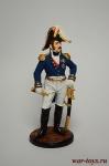 Вице-король Италии принц Евгений Богарне. 1809-14 гг. - Оловянный солдатик коллекционная роспись 54 мм. Все оловянные солдатики расписываются художником вручную