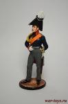 Король Пруссии Фридрих-Вильгельм III. 1808-13 гг. - Оловянный солдатик коллекционная роспись 54 мм. Все оловянные солдатики расписываются художником вручную