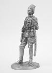 Нестор Махно - Не крашенный оловянный солдатик. Высота 54 мм.