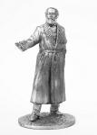 Профессор Преображенский - Не крашенный оловянный солдатик. Высота 54 мм.