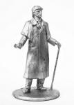 Шерлок Холмс - Не крашенный оловянный солдатик. Высота 54 мм.