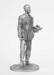 Винсент Ван Гог - Не крашенный оловянный солдатик. Высота 54 мм.