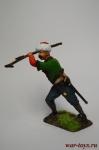 Тюфекчи — мушкетер повинциальной пехоты йерликулу, 18 век. Осман