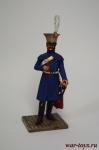 Офицер в шинели, 2-й гусарский полк