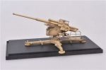 Немецкое зенитное 128мм орудие Flak40 1944