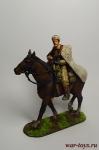 Конник Доватора - Оловянный солдатик коллекционная роспись 54 мм. Все оловянные солдатики расписываются художником вручную