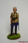 Нестор Махно - Оловянный солдатик коллекционная роспись 54 мм. Все оловянные солдатики расписываются художником вручную