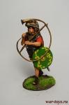 Корницен, I в - Оловянный солдатик коллекционная роспись 54 мм. Все оловянные солдатики расписываются художником вручную
