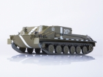 Масштабная модель Наши Танки №12, БТР-50