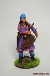 Скифская девушка-воин