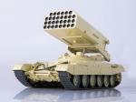 Наши Танки №14, Т-72 ТОС-1