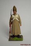 Регулярная пехота 1812-14 гг. Рядовой в строю