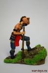 Воин Ирокез